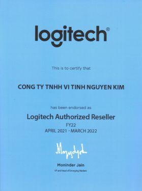 Vi tính Nguyên Kim tiếp tục là đại lý ủy quyền của Logitech tại Việt Nam