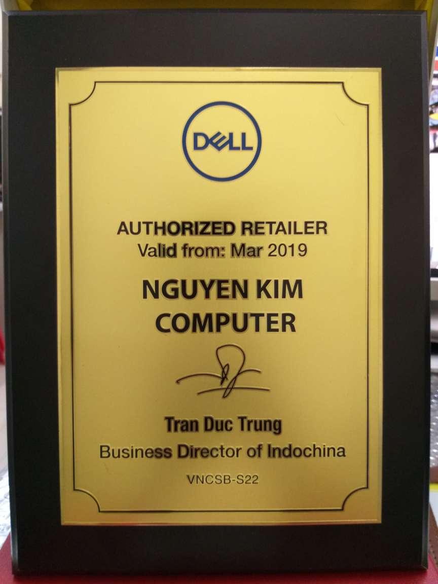 Authorized Retailer DELL Viet Nam