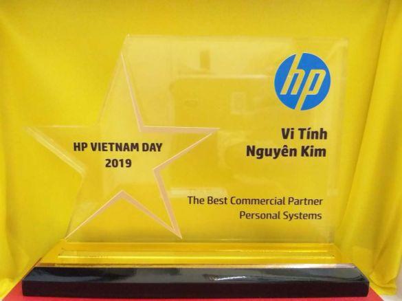 HP Vietnam Day 2019 : Vi tính Nguyên Kim được HP công nhận là đối tác tốt nhất