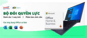 OFFICE HOME & BUSINESS 2019 – GÓI ĐẦU TƯ TRỌN ĐỜI