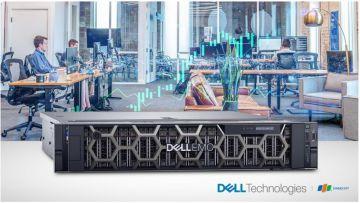 Máy Dell EMC PowerEdge R740 tối ưu hóa cho tăng tốc khối ...