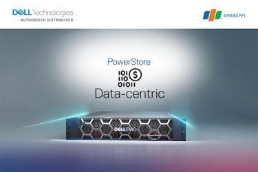 Giải pháp PowerStore của Dell EMC mang đến đột phá về hiệu năng và tính linh động