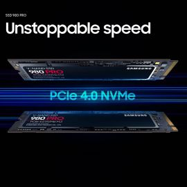 Samsung SSD 980 PRO 2TB PCle 4.0 NVMe M.2