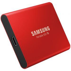 Samsung SSD T5 1TB Red