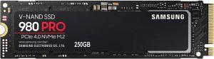 Samsung SSD 980 PRO 250GB PCle 4.0 NVMe M.2
