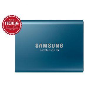Samsung SSD T5 500GB Blue