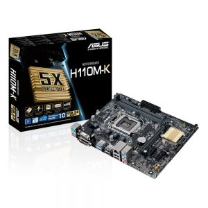 Asus H110M-K DDR4