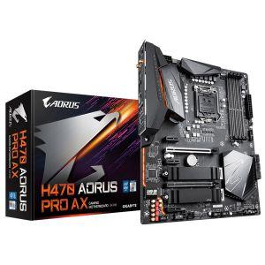 Mainboard Gigabyte H470 AORUS PRO AX