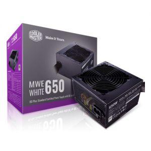 Nguồn COOLER MASTER MWE 650 WHITE V2