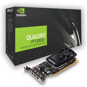 VGA NVIDIA Quadro P1000 4GB