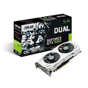 ASUS Dual GeForce GTX GTX1060-O3G