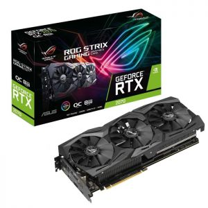 ASUS ROG STRIX GeForce RTX 2070-O8G-GAMING