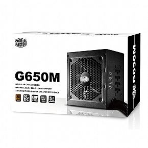 NGUỒN ATX POWER COOLER MASTER GM 650