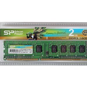 Silicon Power DDR3 2GB Bus 1600Mhz