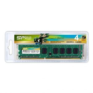 Silicon Power DDR3 4GB Bus 1333MHz PC (16 CHIP)