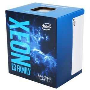 Xeon E3 1230V5