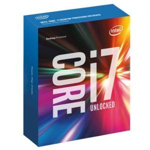 Core i7 6900K Socket 2011