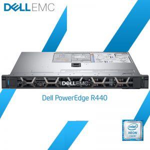 Dell PowerEdge R440 Silver 4210R - HDD 2.5inch
