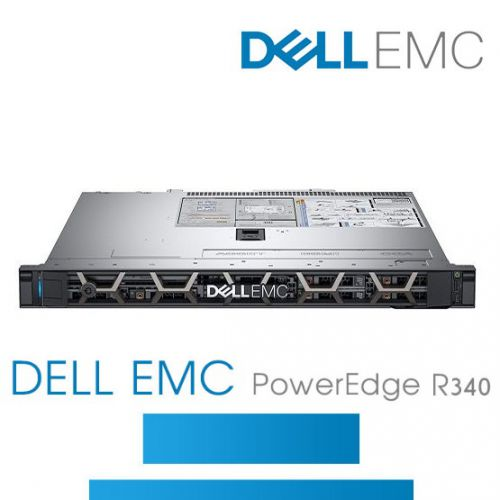Dell PowerEdge R340 E-2236