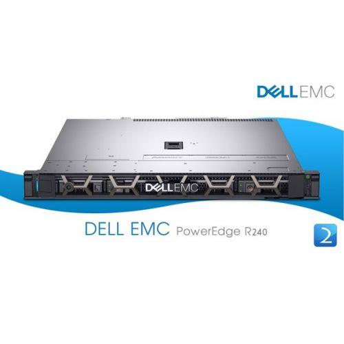 Dell PowerEdge R240 E-2134 - 8GB