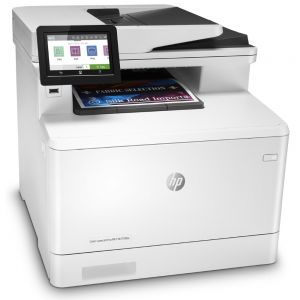 HP Color LaserJet Pro MFP M479FDW Printer W1A81A