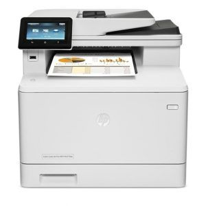 HP LaserJet Pro MFP M477FDW CF379A