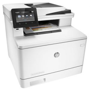 HP LaserJet Pro MFP M477FNW CF377A