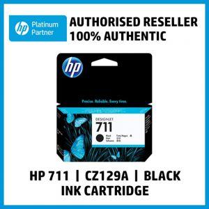 Mực in phun HP 711 Black 3WX00A