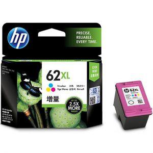 Mực in phun HP 62XL Color C2P07AA