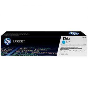 Mực HP 126A laser màu CP1025 CE311A