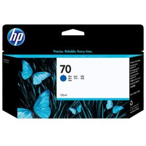 Mực HP 70 Blue Dsj Z3100-Z3200 series C9458A
