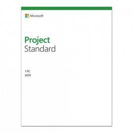 Microsoft Project Standard 2019 076-05785