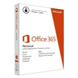 Microsoft Office 365 Personal 32-64bit English QQ2-00036