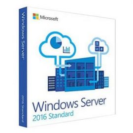 Microsoft Windows Server 2016 64bit Standard English P73-07113