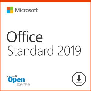 Microsoft Office Standard 2019 021-10609
