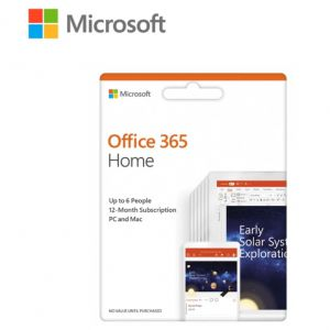 Microsoft Office 365 Home 32/64 bit