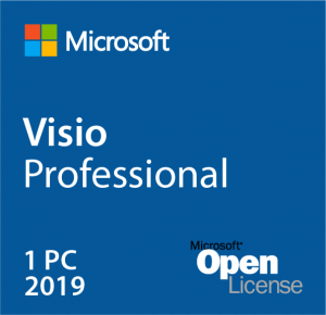 Microsoft Visio Pro 2019 D87-07499