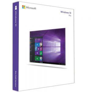 Microsoft Windows 10 pro 32bit-64bit FQC-09131