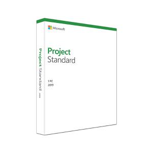 Microsoft Office Project Standard 2019