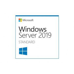 Microsoft Windows Server Standard 2019 English P73-07788