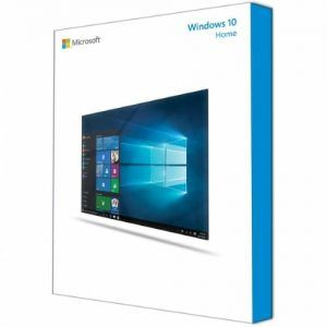 Microsoft Windows 10 Home 64Bit KW9-00139