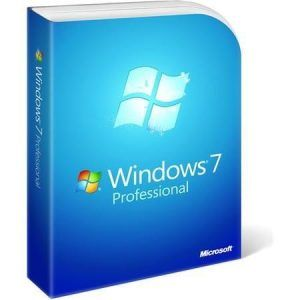 Microsoft Windows 7 Professional 64bit SP1 FQC-08289
