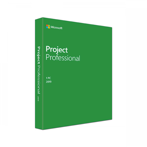 Microsoft Office Project Pro 2019