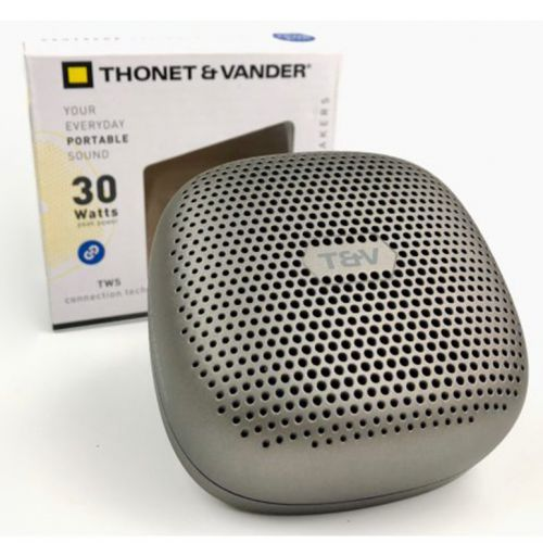 Loa Bluetooth Thonet and Vander Duett Silver