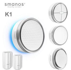 Bộ thiết bị báo trộm Smanos K1