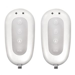 Remote điều khiển hệ thống báo trộm Smanos RE2300