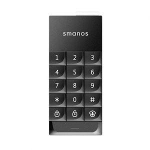 Bàn phím điều khiển hệ thống báo trộm Smanos WK8000