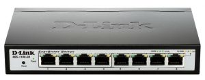 Switch 8 cổng Dlink DGS-1100-08P