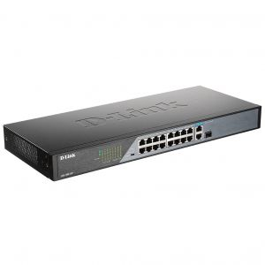 Switch Dlink DSS-100E-18P 16-Port