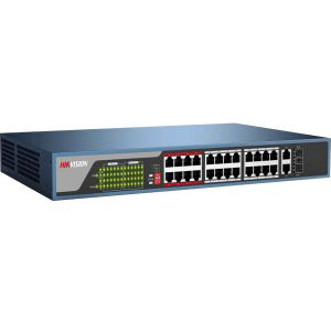 Switch PoE 26 cổng Hikvision DS-3E0326P-E-M